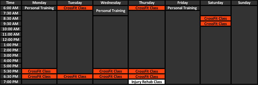 CrossFit-Timetable-for-website