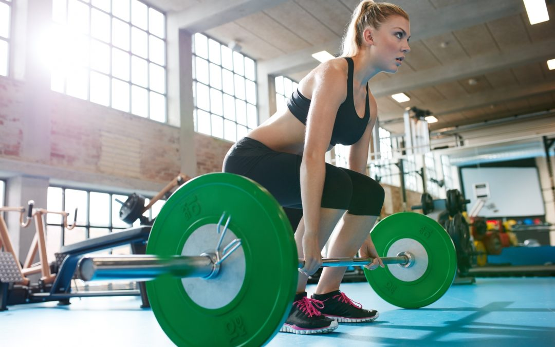 Girls, Will Lifting Weights get you Bulky?